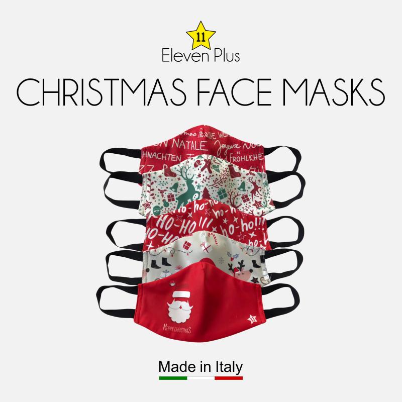 Christmas Face Masks 2020