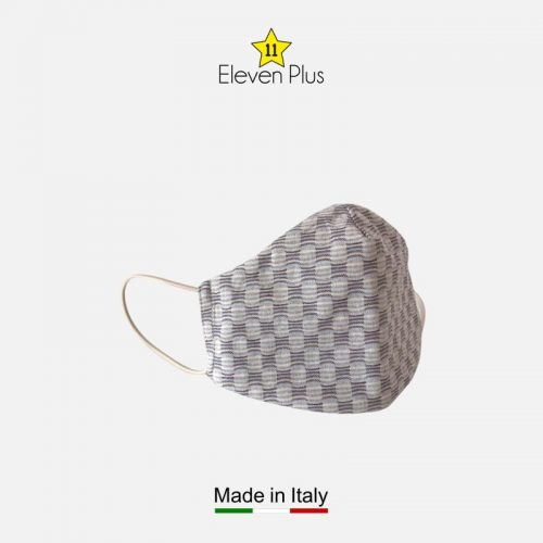 water repellent breathable washable reusable face mask chess pattern 2